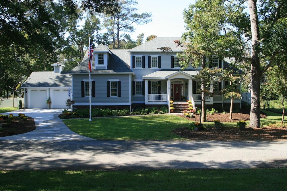 Batenic family custom home