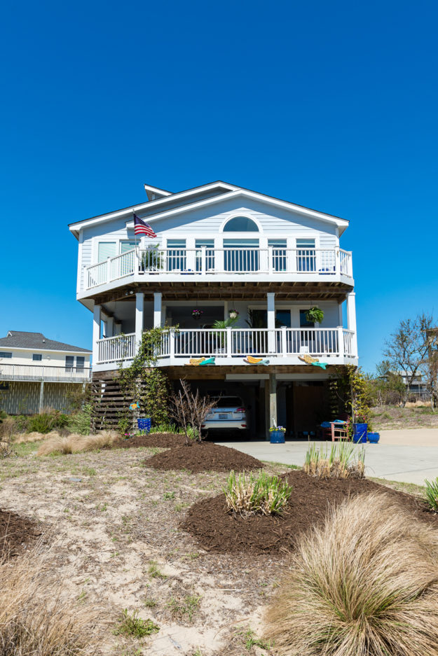 Beachy-Rustic Cottage