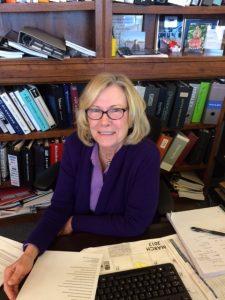 Nancy Ward Retires
