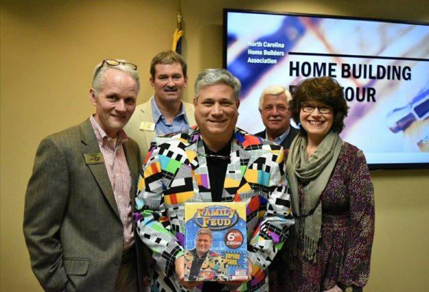 Home Building First Tour: North Carolina Home Builders Association