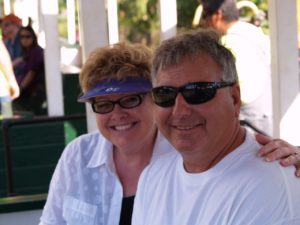 Pam and Kenny Pekrun