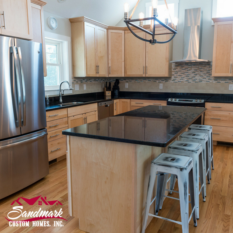 Kitchen Sink Options - Outer Banks Builders