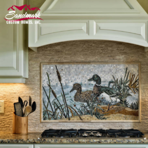Glass or Natural Stone for your Backsplash
