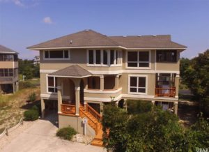 OBX Listed Updated Four Bedroom Corolla Home