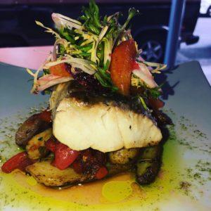 Seared Maryland Rockfish Recipe