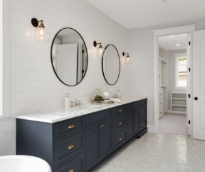 Luxurious Bathrooms for Less