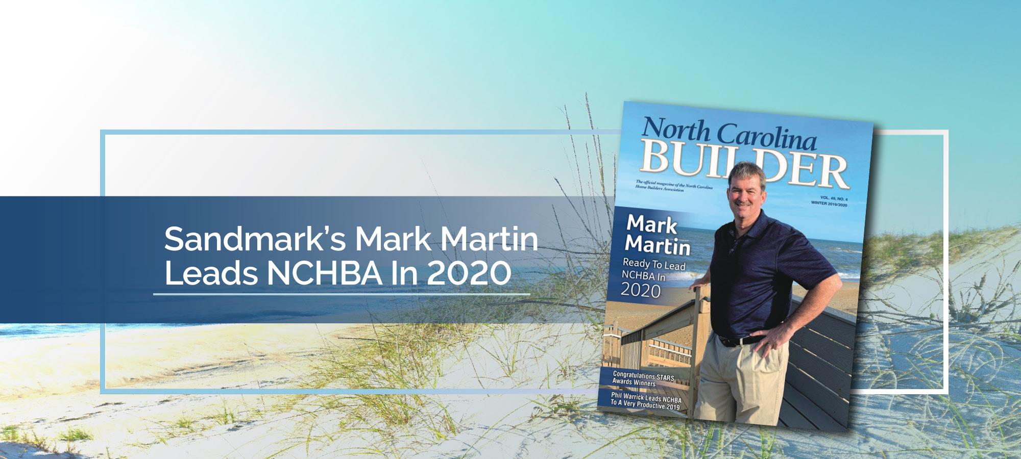 Mark Martin NCHBA President